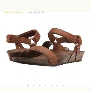 Teva Ysidro Stitch sandal 10 Brown